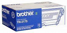 Картридж лазерный Brother TN2175 черный (2600стр.) для Brother HL2140/2150/2170/DCP7030/7040/7320/7440/MFC7840