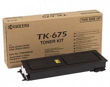 Картридж лазерный Kyocera TK-675 1T02H00EU0 черный (20000стр.) для Kyocera KM-2540/3040/2560/3060