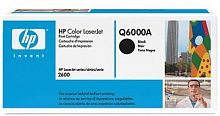 Картридж лазерный HP 124A Q6000A черный (2500стр.) для HP 1600/2600n/2605/2605dn/2605dtn/CM1015/1017