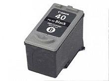 Картридж струйный Canon PG-40 0615B025 черный (16мл) для Canon MP450/150/170/iP2200/1600