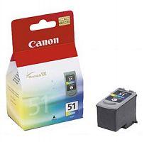 Картридж струйный Canon CL-51 0618B001 многоцветный для Canon MP450/150/170/iP6220D/6210D/2200