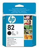 Картридж струйный HP 82 CH565A черный (69мл) для HP DJ 510/111