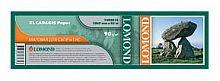 """Бумага Lomond для САПР и ГИС 1202011 24""""(A1) 610мм-45м/90г/м2/белый матовое для струйной печати втулка:50.8мм (2"""")"""