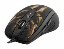 Мышь A4 XL-750BH рисунок лазерная (3600dpi) USB2.0 игровая (6but)