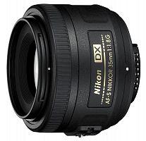 Объектив Nikon AF-S DX Nikkor (JAA132DA) 35мм f/1.8