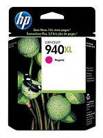 Картридж струйный HP 940XL C4908AE пурпурный (1400стр.) для HP OJ Pro 8000/8500