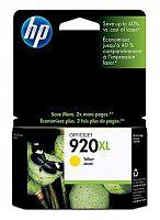Картридж струйный HP 920XL CD974AE желтый (700стр.) для HP OJ 6000/6500