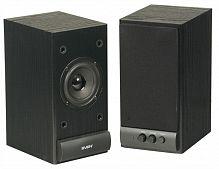 Колонки Sven SPS-609 2.0 черный 10Вт