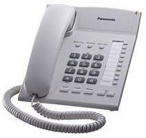 Телефон проводной Panasonic KX-TS2382RUW белый
