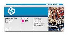 Картридж лазерный HP 307A CE743A пурпурный (7300стр.) для HP CLJ CP5225