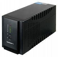 Источник бесперебойного питания Ippon Smart Power Pro 2000 1200Вт 2000ВА черный