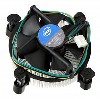 Устройство охлаждения(кулер) Intel E41759 Soc-1200/1150/1151/1155 4-pin 18-38dB Al+Cu 95W 240gr Bulk