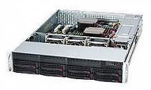 Корпус SuperMicro CSE-825TQ-563LPB 2U 560W черный