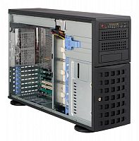 Корпус SuperMicro CSE-745TQ-R800B Big-Tower 2x800W черный