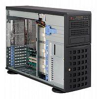 Корпус SuperMicro CSE-745TQ-R800B 4U Big-Tower 2x800W черный