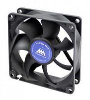 Вентилятор Glacialtech IceWind JT-8025L12S001A 80x80x25mm 3-pin 4-pin (Molex)19dB 66gr Bulk