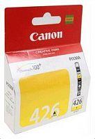 Картридж струйный Canon CLI-426Y 4559B001 желтый для Canon iP4840/MG5140