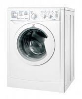 Стиральная машина Indesit EcoTime IWC 6105 B класс: A загр.фронтальная макс.:6кг белый