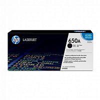 Картридж лазерный HP 650A CE270A черный (13500стр.) для HP LJ CP5520/5525