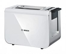 Тостер Bosch TAT8611 860Вт белый