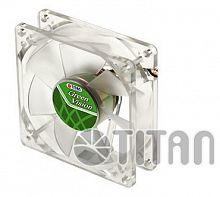 Вентилятор Titan TFD-8025GT12Z 80x80x25mm 3-pin 15dB Ret