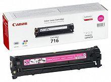 Картридж лазерный Canon 716M 1978B002 пурпурный (1500стр.) для Canon LBP-5050/5050N