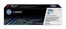 Картридж лазерный HP 128A CE321A голубой (1300стр.) для HP CM1415/CP1525