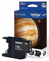 Картридж струйный Brother LC1240BK черный для Brother MFC-J6510DW/J69010DW