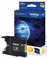 Картридж струйный Brother LC1280XLY желтый для Brother MFC-J6510DW/J69010DW