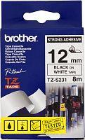Картридж ленточный Brother TZES231 для Brother P-Touch