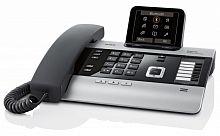 Телефон IP Gigaset DX800 A SYSTEM RUS черный (S30853-H3100-S301)