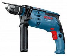 Дрель ударная Bosch GSB 1600 RE Professional 701Вт патрон:быстрозажимной реверс (0601218121)