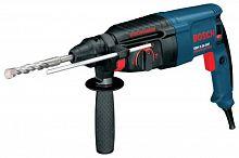 Перфоратор Bosch GBH 2-26 DRE Professional патрон:SDS-plus уд.:2.7Дж 800Вт (кейс в комплекте)