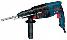 Перфоратор Bosch GBH 2-26 DFR Professional патрон:SDS-plus уд.:2.7Дж 800Вт (кейс в комплекте)