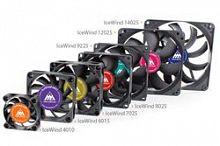 Вентилятор Glacialtech IceWind 9225 90x90x25mm 3-pin 4-pin (Molex)20dB Bulk