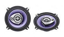 Колонки автомобильные Pioneer TS-1339R 200Вт 91дБ 4Ом 13см (5дюйм) (ком.:2кол.) коаксиальные трехполосные