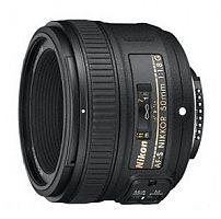 Объектив Nikon AF-S (JAA015DA) 50мм f/1.8