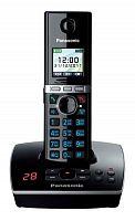 Р/Телефон Dect Panasonic KX-TG8061RUB черный автооветчик АОН