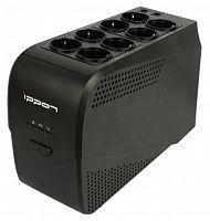 Источник бесперебойного питания Ippon Back Comfo Pro New 800 480Вт 800ВА