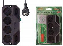 Сетевой фильтр Most СRG 2м (6 розеток) черный (коробка)