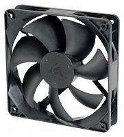 Вентилятор Glacialtech GT-12025-BDLA1 120x120x25mm 3-pin 4-pin (Molex)19dB Bulk
