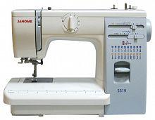 Швейная машина Janome 5519 белый