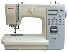 Швейная машина Janome 5522 белый