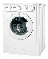 Стиральная машина Indesit EcoTime IWSC 6105 класс: A загр.фронтальная макс.:6кг белый
