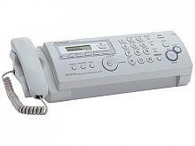 Факс Panasonic KX-FP218RU белый печ.:термоперенос АОН