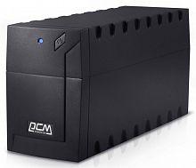 Источник бесперебойного питания Powercom Raptor RPT-600A EURO 360Вт 600ВА черный