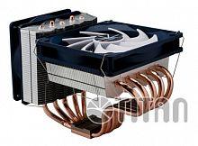 Устройство охлаждения(кулер) Titan Fenrir Siberia Soc-FM2+/AM2+/AM3+/AM4/1151/1200/2011 4-pin 8-35dB Al+Cu 220W 1300gr Ret