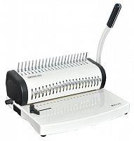 Переплетчик Office Kit B2115 A4/перф.15л.сшив/макс.500л./пластик.пруж. (6-51мм)