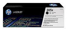Картридж лазерный HP 305X CE410X черный (4000стр.) для HP LJP 300/400