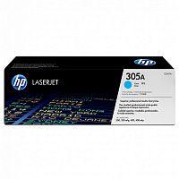 Картридж лазерный HP 305A CE411A голубой (2600стр.) для HP CLJ M451
